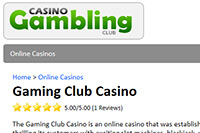 Casino Gambling Club