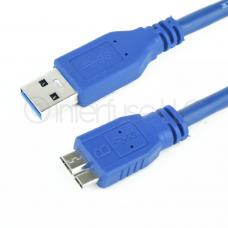 10FT 10 Feet SuperSpeed USB 3.0 Type A Male to Micro B Cable