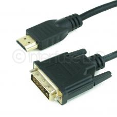 6 FT Feet HDMI 1.4 to DVI Cable Cord for HDTV HD