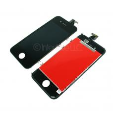 Black Replacement LCD Touch Screen Digitizer Assembly for iPhone 4S