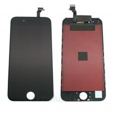Black Touch Screen LCD Digitizer Assembly Replacement for iPhone 6 4.7