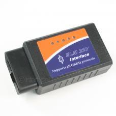 ELM327 v2.1 OBD-II Bluetooth Automobile Diagnostic Adapter Orange