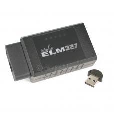 Interfuse ELM327 v1.5 OBD-II OBD2 Bluetooth Diagnostic Car Scanner with USB Adapter