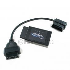 Interfuse ELM327 v2.1 WiFi OBD-II Car Diagnostic Scanner + 1 Foot Extension