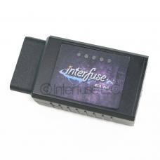 Interfuse LE ELM327 v2.1 OBD-II Bluetooth Car Diagnostic Scanner
