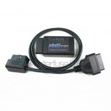 OBD-II Scan ELM327 v2.1 WiFi Car Diagnostic Scanner + Right Angle Cable