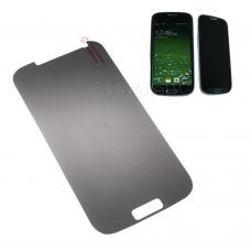 Privacy Anti-Spy Tempered Glass Screen Protector for Samsung Galaxy S4