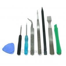 Repair Tool Set - Metal Nylon Spudger Tweeser Pick T5 Mini Pentalobe Pry Bar