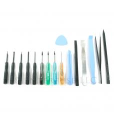 Tablet Laptop Opening Repair Tool Set - Nylon Metal Pry Spudger Tweezer T4 T5 T6