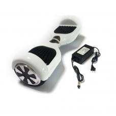 White Two Wheel Electric Balance Scooter