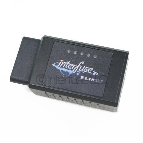 ELM327 Bluetooth OBD2 v2.1 Interfuse Scanner Adapter