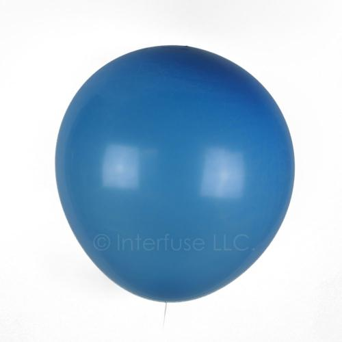 Giant Blue 36 Inch Latex Balloons