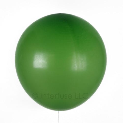 Giant Green 36 Inch Latex Balloons