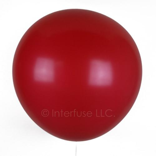 Giant Red 36 Inch Latex Balloons