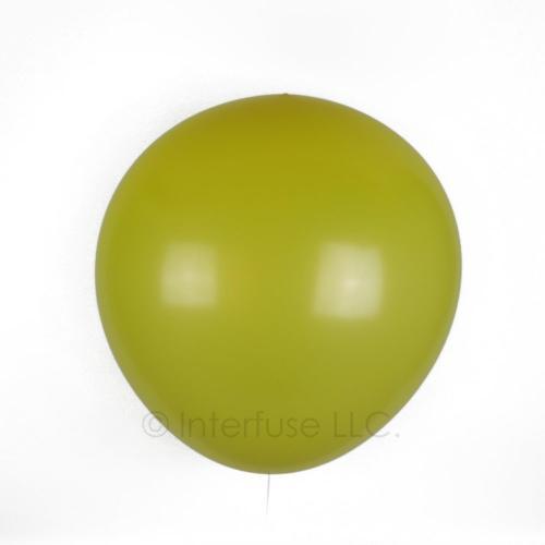 Giant Yellow 36 Inch Latex Balloons