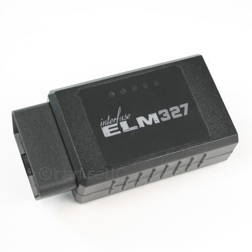 Interfuse ELM327 v2.1 OBD-II Bluetooth Scanner Adapter