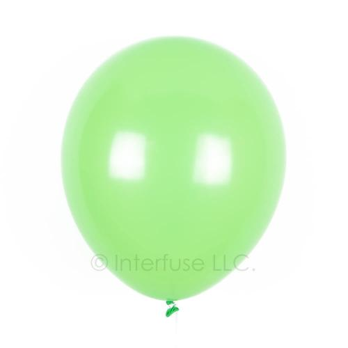 Light Green 12 Inch Latex Balloon for Birthday Party Wedding Decoration