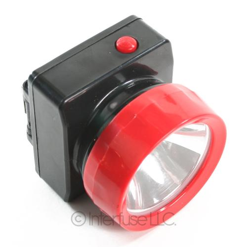 NEW Wireless LED Mining Light Head Lamp LD-4625A for Miners Camping Hunting