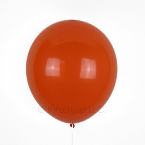 Orange 12 Inch Latex Balloon for Birthday Party Wedding Decoration