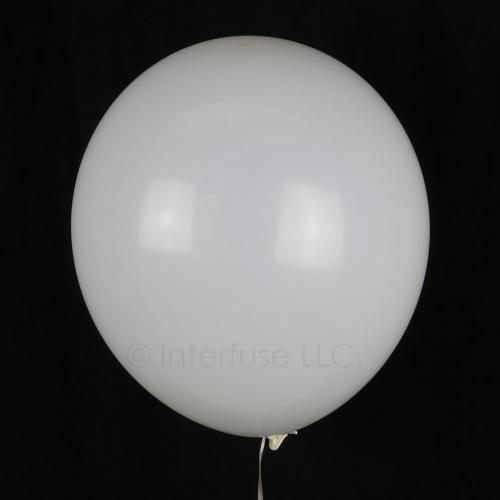 White 12 Inch Latex Balloon for Birthday Party Wedding Decoration