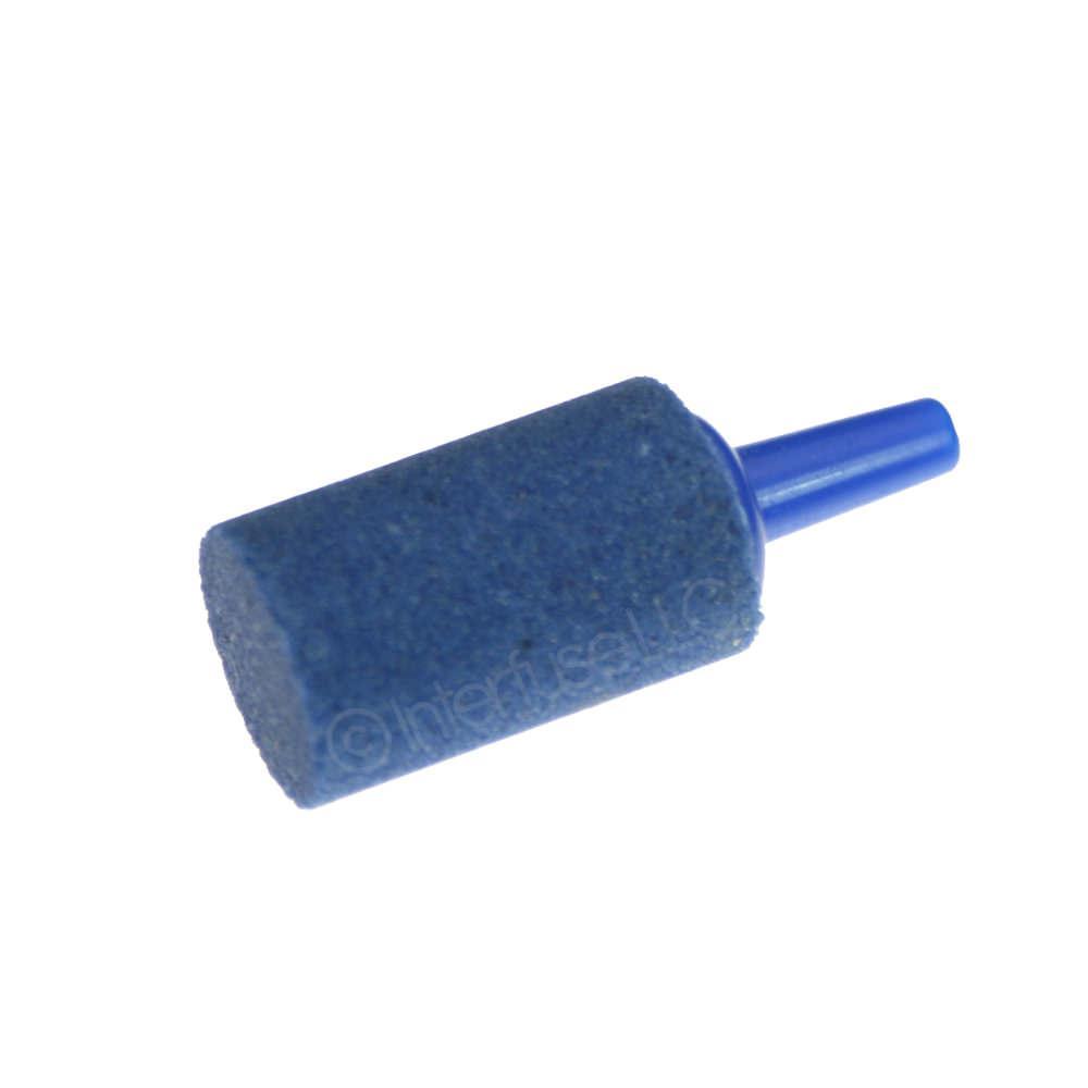 1 Blue Air Stone Aerator Diffuser for Aquarium Fish Tank Hydroponics
