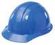 ERB� 19766 Americana Hard Hat, 4-Point Pinlock Suspension, Blue