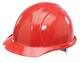 ERB� 19764 Americana Hard Hat, 4-Point Pinlock Suspension, Red