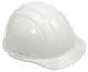 ERB� 19761 Americana Hard Hat, 4-Point Pinlock Suspension, White